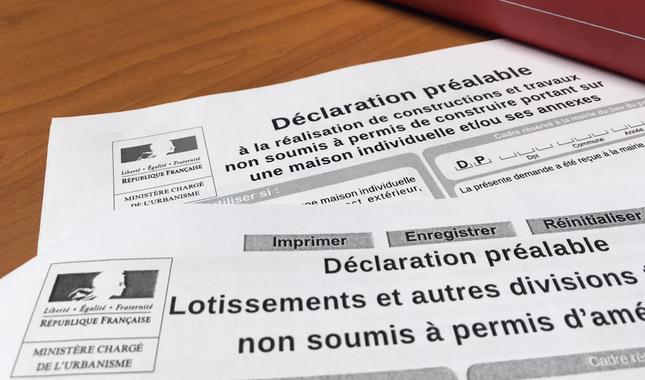 Declaration Prealable Travaux Mairie De Lentilly